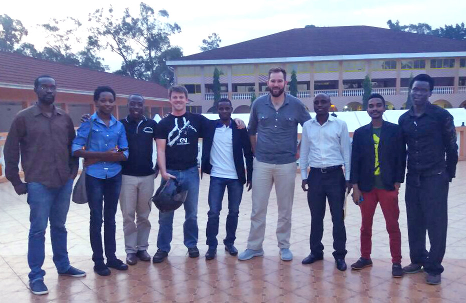 Adeline organized a meeting in Kampala with Christopher McKelvey, head of Partner Marketing at Oculus.