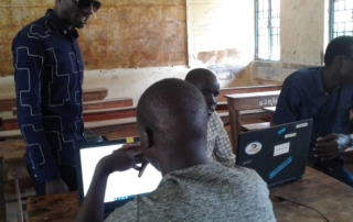 Oysters and Pearls – Education of Blind Students in Uganda