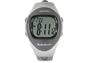 Talking watch for the visually impaired